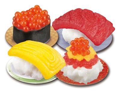 kracie sushi kit