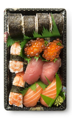 decoration for sushi