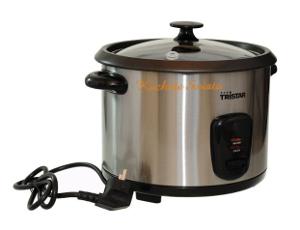 garnek do gotowania ryżu