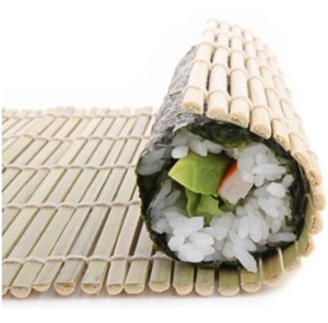 mata bambusowa do sushi