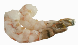 frozen shrimp with tail