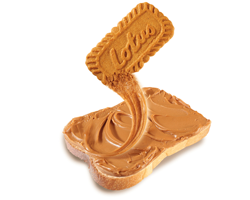 Lotus Carmelized biscuit spread