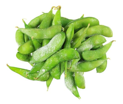 frozen pea pods