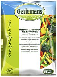 frozen mix vegetabls