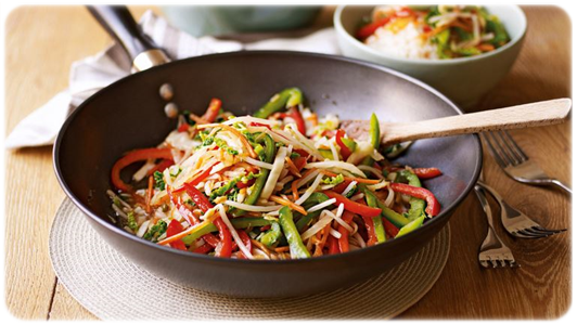 stir fry vegetable mix