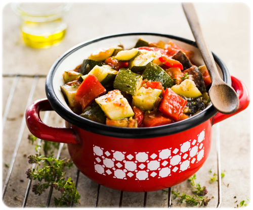French stewed vegetables