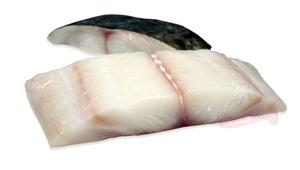 frozen halibut