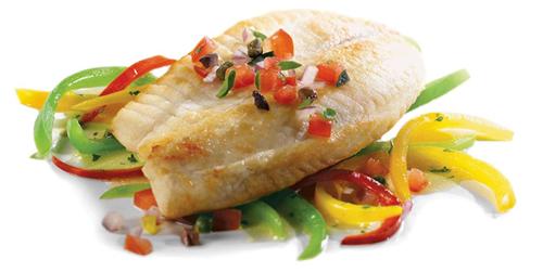 cod dish