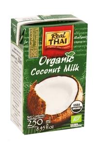 ekologiczne mleko kokosowe