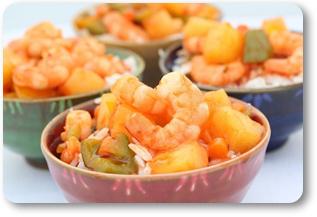 azjatycki sos słodko-kwaśny