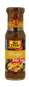 ginger sauce for wok