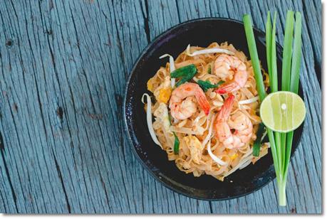 padthai dish