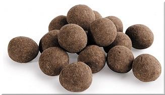 orzechy w czekoladzie z kawą