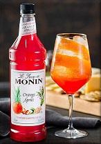 orange spritz syrup