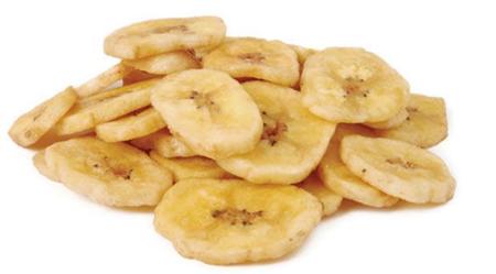 czipsy bananowe