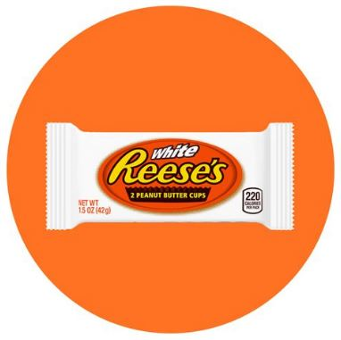 butter cups white