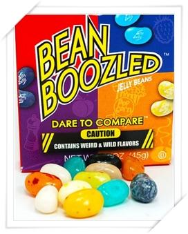 jelly bean boozled