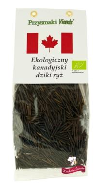 dziki ryż kanadyjski