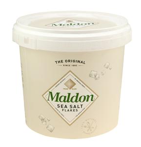 sól morska w płatkach Maldon