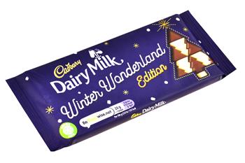 cadbury winter wonderland