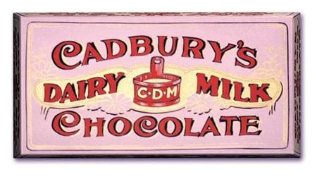 first dairy milk