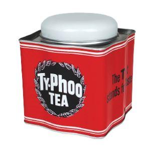 typhoo tea tin