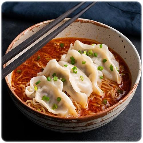 korean gyoja dumplings