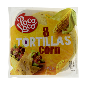 Poco Loco Corn Tortillas
