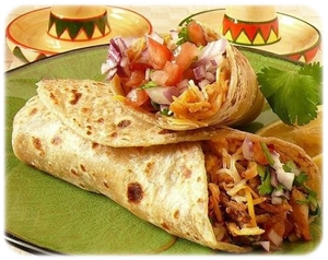 tortilla meksykańska