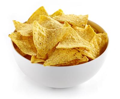 smoky bbq nachos